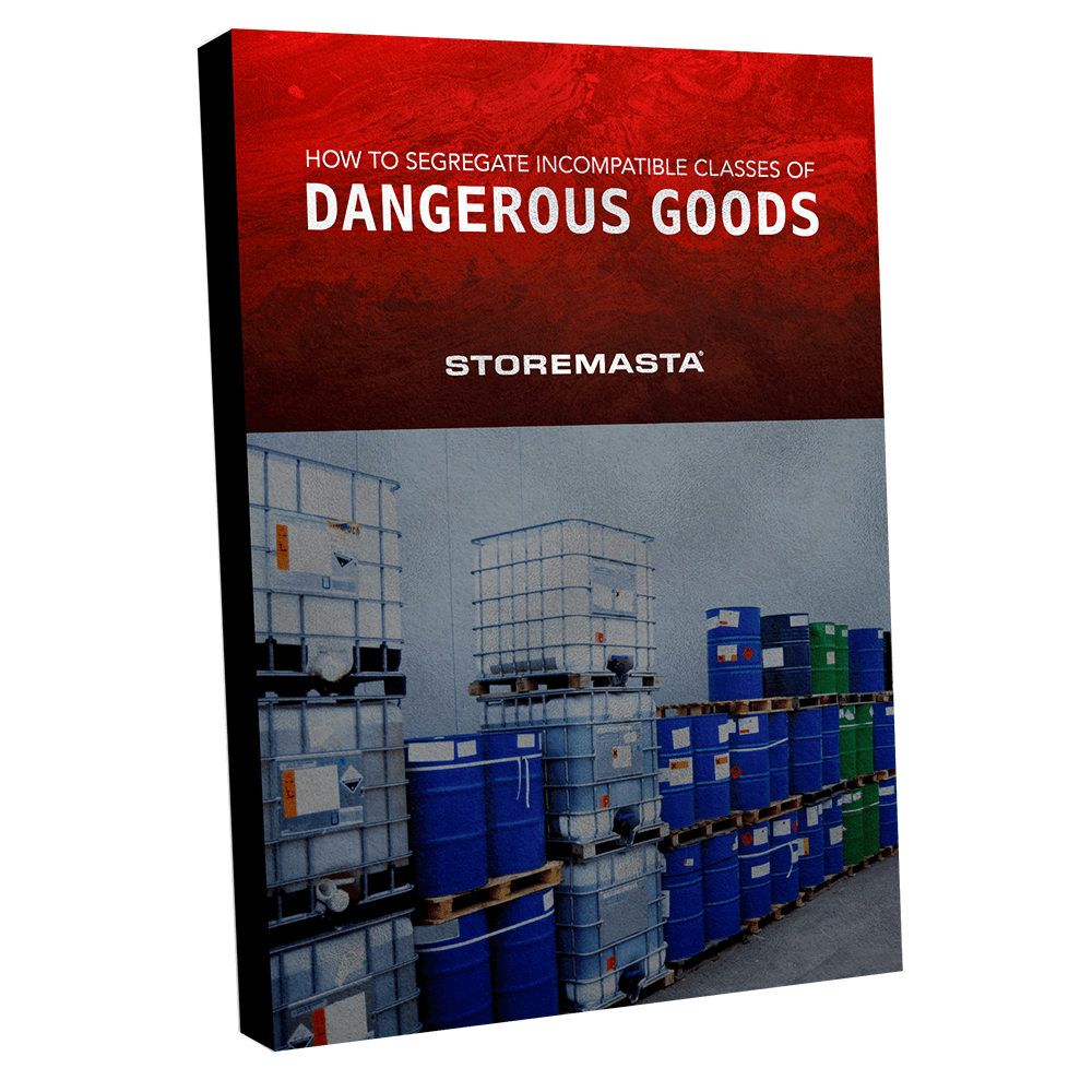 Dangerous goods segregation